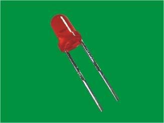 红色、3mm直径(BL-B5141)